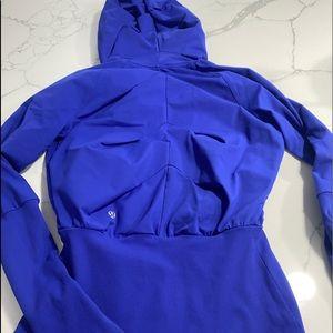 Lululemon Athletica track jacket